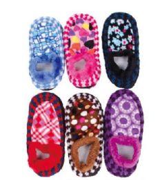 180 of Women's Fuzzy Sock Slipper