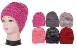 72 of Women's Knit Winter Hat