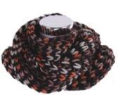 72 of Women's Assorted Color Knitted Infinity Scarf