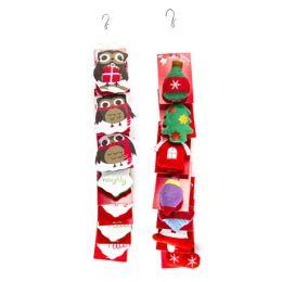 48 of Cat Toy Christmas Merch Strip 4 Styles Per Strip 4 Strips Per Case