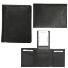 12 of Men's Leather Wallet