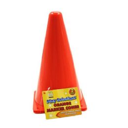 36 of Orange Marker Cones - 2 Ct. 2pc Orange Marker Cones Reflects