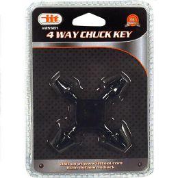 24 of 4 Way Chuck Key