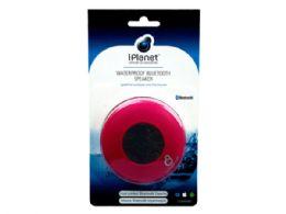 12 of Pink Water Resistant Bluetooth Speaker