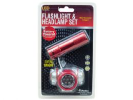 18 of Flashlight And Headlamp Combination Set