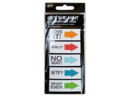 144 of Get The Hint Exclamation Sticky Note Tags