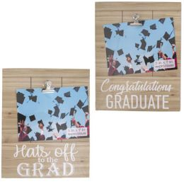 24 of Grad Photo Clip Board Frame Hanging