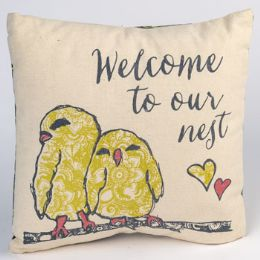 25 of Pillow Welcome To Our Nest