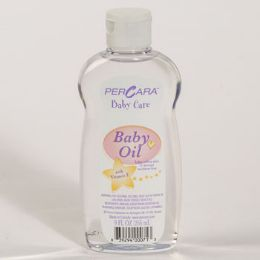 12 of Baby Oil 9 Oz Percara