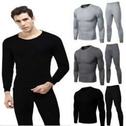 36 of Men Thermal Set's With Brushed Fleece Lining