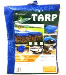 50 of 5x7 Tarp Blue Tarp