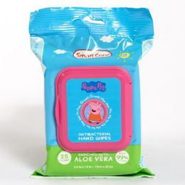 36 of Wipes Antibacterial Enriched With Aloe Vera