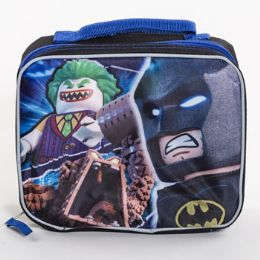 6 of Lunch Bag Lego Batman Soft Sided Cordura Insulated