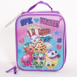 6 of Lunch Bag Shopkins Soft Sided Cordura Insulated