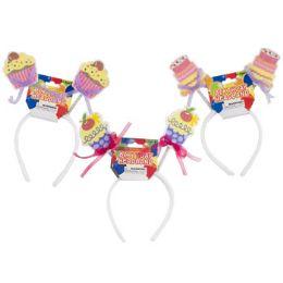 48 of Headband Birthday Cakes