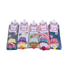 36 of Women's Cupcake Thin Casual No Show Socks