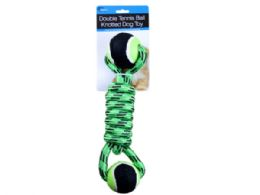 9 of Double Tennis Ball Knotted Dog Toy