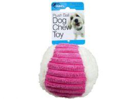 36 of Plush Ball Dog Chew Toy