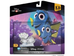 36 of Disney Infinity Finding Dory Action Figure Play Set