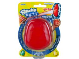 72 of Dots Sticky Throw Toy