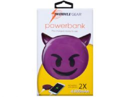12 of 4000 Mah Devil Emoticon Powerbank With Charging Cable