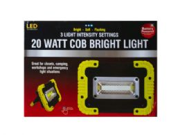 6 of 20 Watt Cob Bright Light