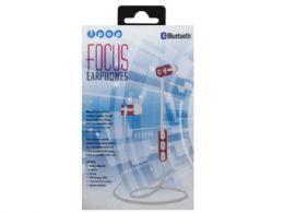 6 of Ipop Focus Rose Gold Bluetooth Earphones With Case