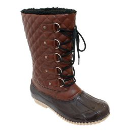 12 of Womens Duck Boot In Brown