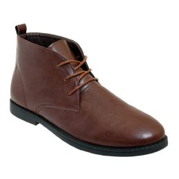 12 of Mens Casual Chukka Boot In Brown