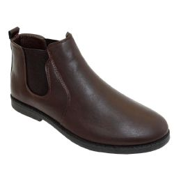 12 of Mens Casual Chukka Ankle Boots In Brown