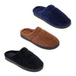 36 of Mens Classic Slip On Winter Slippers