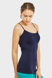 72 of Ladies Camisole In Navy