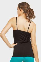 72 of Ladies Camisole In Black