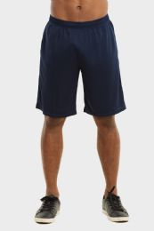 24 of Knocker Mens Athletic Shorts In Navy Size X Large