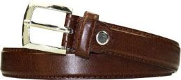 36 of Kids Belt Small Size Only In Brown