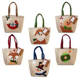 48 of Christmas Character Gift Bag Treat Sack