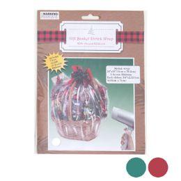 48 of Shrink Wrap For Gift Basket