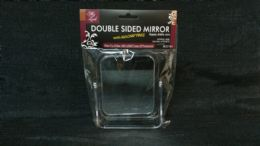 144 of Rectangular Double Sided/zoom Mirror W/ Stand