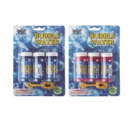 24 of Water World Bubble Refill 30ml 3pk