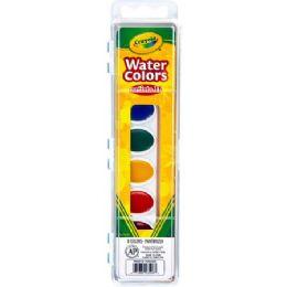 216 of Crayola Artista Ii Watercolor Set