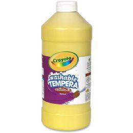 72 of Crayola Washable Tempera Paint
