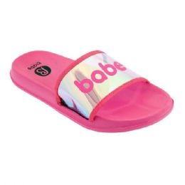 48 of Girls Babe Sandals In Fuschia