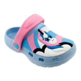 48 of Girls Unicorn Garden Shoes In Blue And Pink