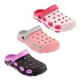 36 of Women's Clogs Assorted Color