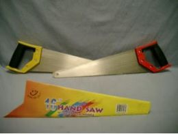 24 of Hand Saw With Plastic Handle