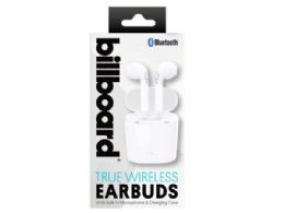 6 of Billboard Bluetooth True Wireless Earbuds With Charging Case