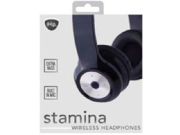 6 of Ihip Stamina Bluetooth Over The Ear Headphones