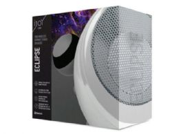 3 of Ijoy Eclipse White Pairing Bluetooth Speakers With Carrying