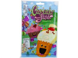 72 of Cupcake Land 24 Page Coloring Pouch With Crayons And Sticker