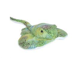 48 of Wild Republic Plush Green Glitter Stingray